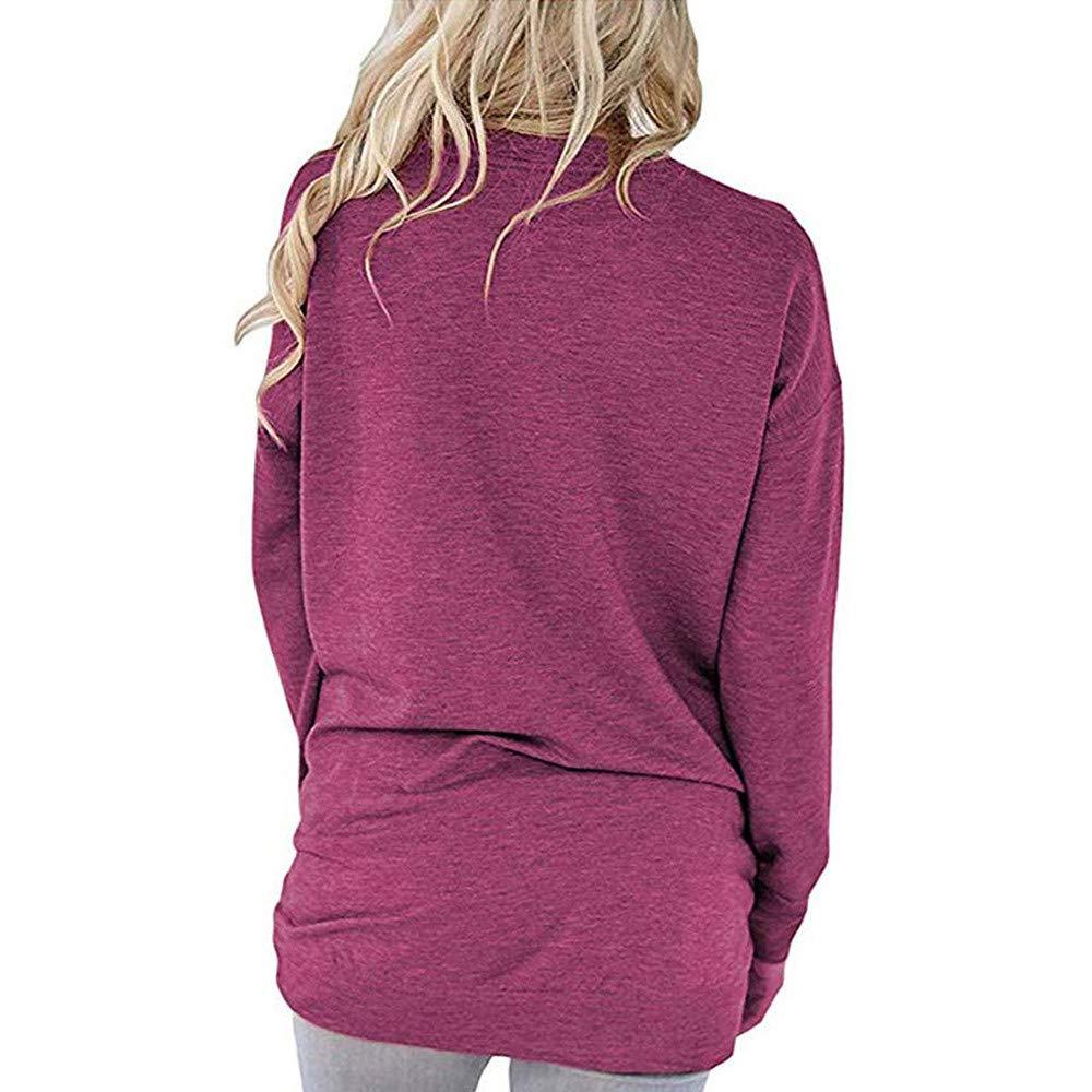 089b07186f26 Femme Chic Sweat Shirt Femme Casual Sweat Femme Blouse Fille  Printemps