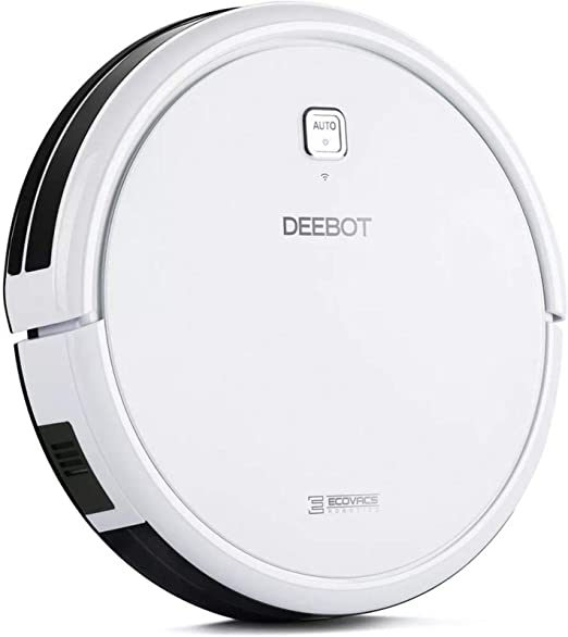 ECOVACS DEEBOT N79W Multi-Surface Robotic Vacuum Cleaner with App Control,  White: Amazon.ca: Tools & Home Improvement