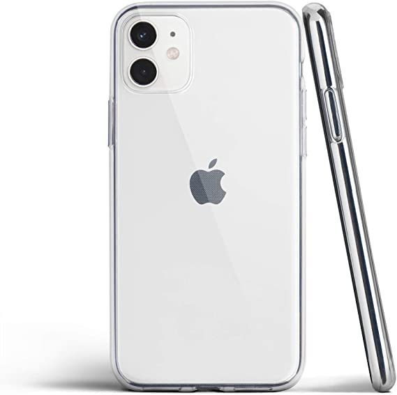 Amazon Com Totallee Clear Iphone 11 Case Thin Cover Ultra Slim