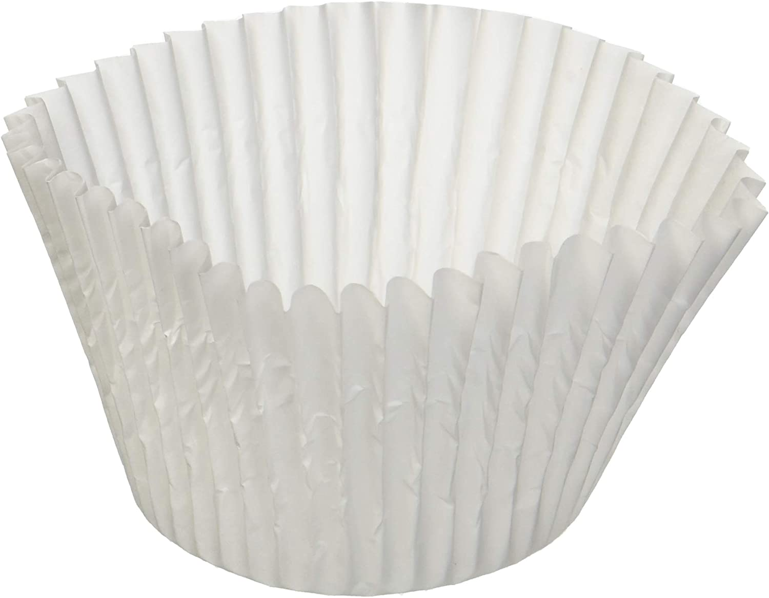 "Reynolds Quality Standard Size 6"" White Cupcake Paper - Baking Cup - 1 Pack of 500 Cup Liners"