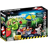 Playmobil - Slimer con stand de hot dog (9222)
