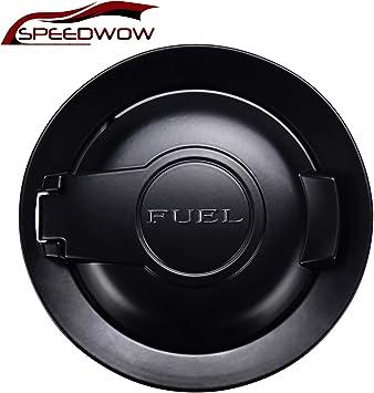 for 2008-2019 Dodge Challenger Matte Black Vapor Edition Fuel Filler Door 68250120AA