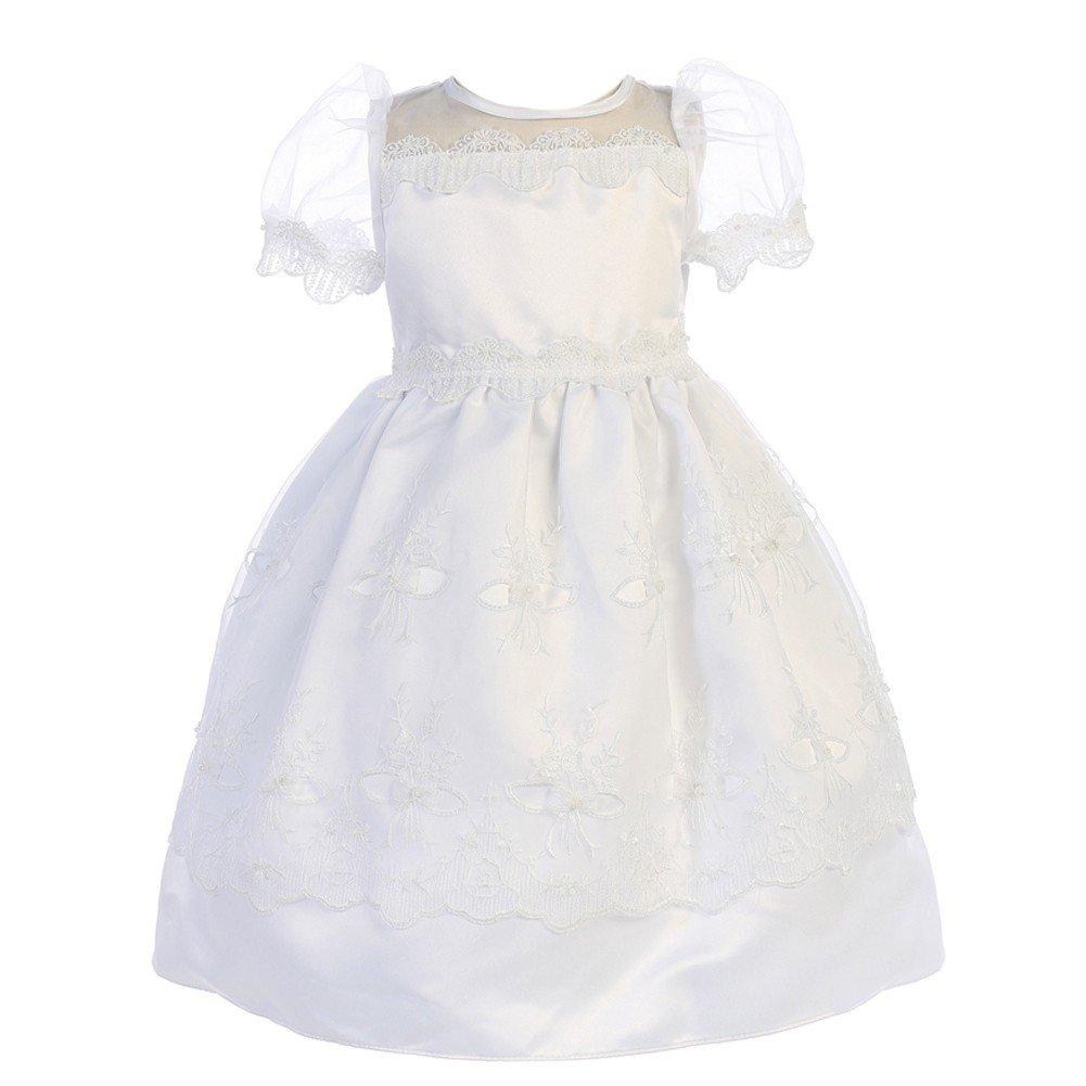 Angels Garment DRESS ベビーガールズ B01N5XW2W7   6 - 12 Months