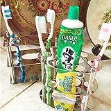 Ozzptuu Stainless Steel Bathroom Toothbrush