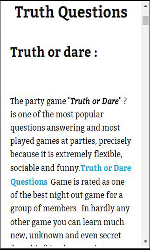 The best truth or dares ever
