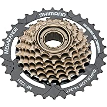SHIMANO 7-Speed Tourney Bicycle Freewheel Replacement...