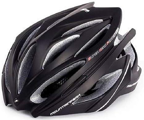 FANCYKIKI Casco para ciclistas Casco de seguridad para bicicletas ...