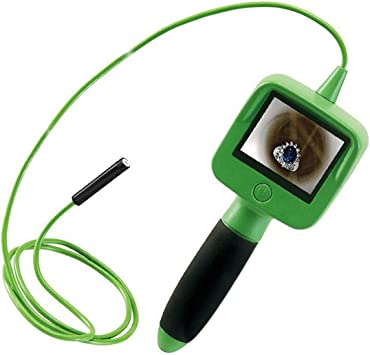 4 Meter Hand Endoskopkamera Digitale Inspektionskamera Wasserdicht Hd Mit Led Licht Flexible Video Boreskop Baumarkt