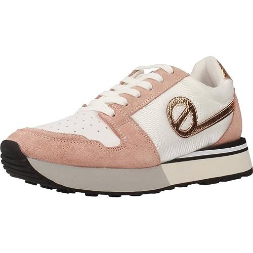 Calzado Deportivo para Mujer, Color Rosa, Marca NO Name, Modelo Calzado Deportivo para Mujer NO Name Body Jogger Rosa: Amazon.es: Zapatos y complementos