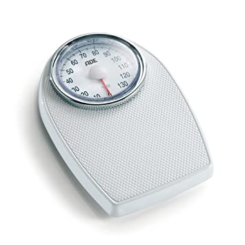 ADE Germany BM 701 Victoria Mechanical Bathroom Scale White By ADE Germany
