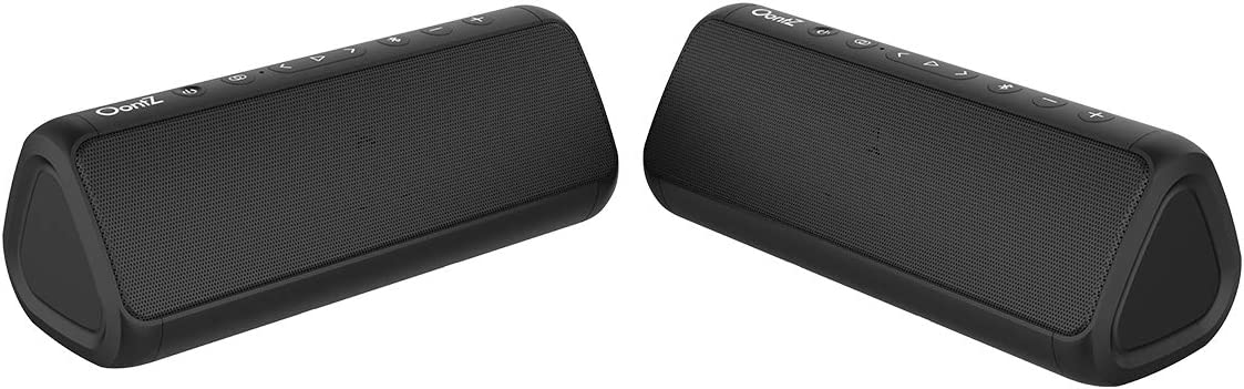 OontZ Angle 3 Ultra PRO Edition: Waterproof Bluetooth Speaker, Two Speaker Edition, 21-Watts Louder Volume, Exceptional Sound & Bass, 100ft Wireless Range, Bluetooth Speakers by Cambridge SoundWorks