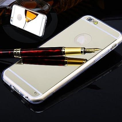 uposao Espejo Móvil - Mirror Case para iPhone 8 Plus/Iphone ...