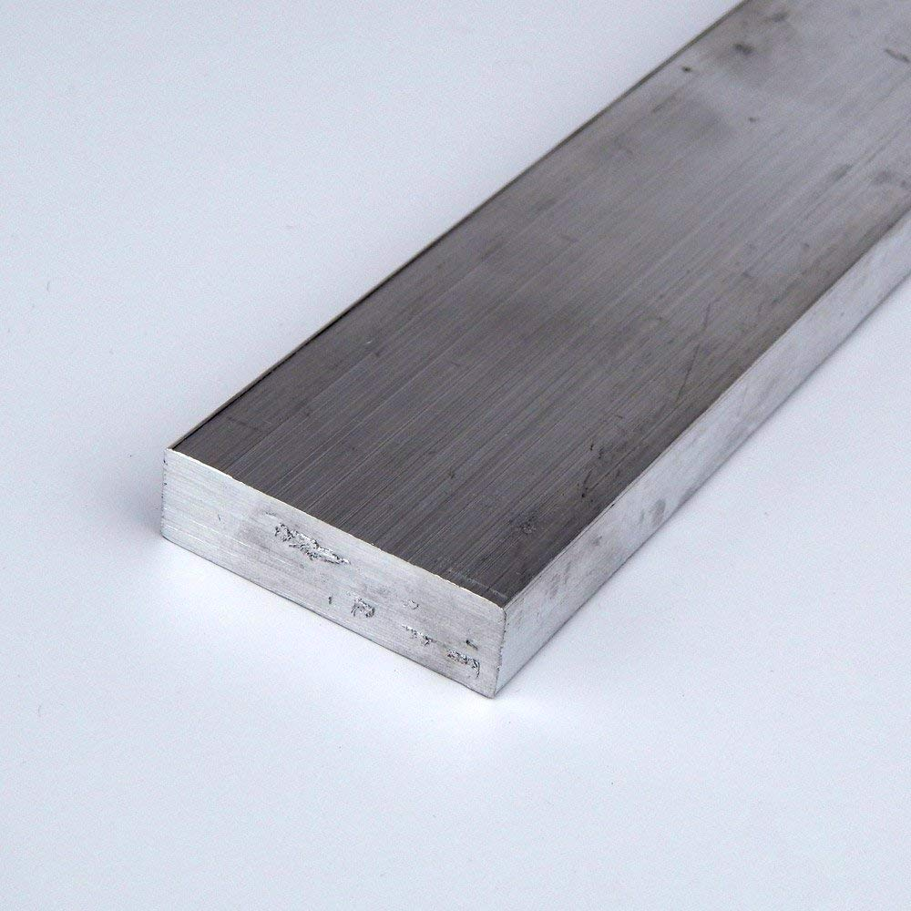 "0.5/"" x 1.5/"" Aluminum Rectangle Bar 6061-T6511-Extruded 48.0/"""