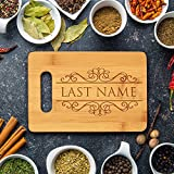 yeti gift pack - Personalized Cutting Board Bamboo Wood Free Customization Engraved SY#12 |BKLQ