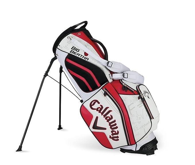 Callaway Big Bertha Staff - Bolsa de hombro de golf, color ...