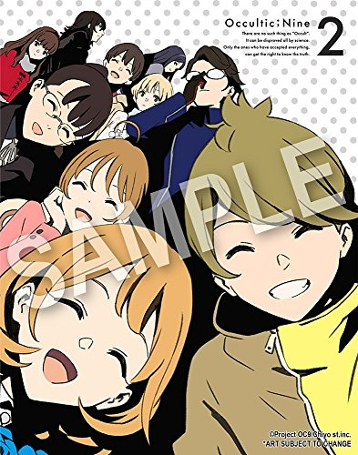 Occultic;Nine Volume 2 BLURAY