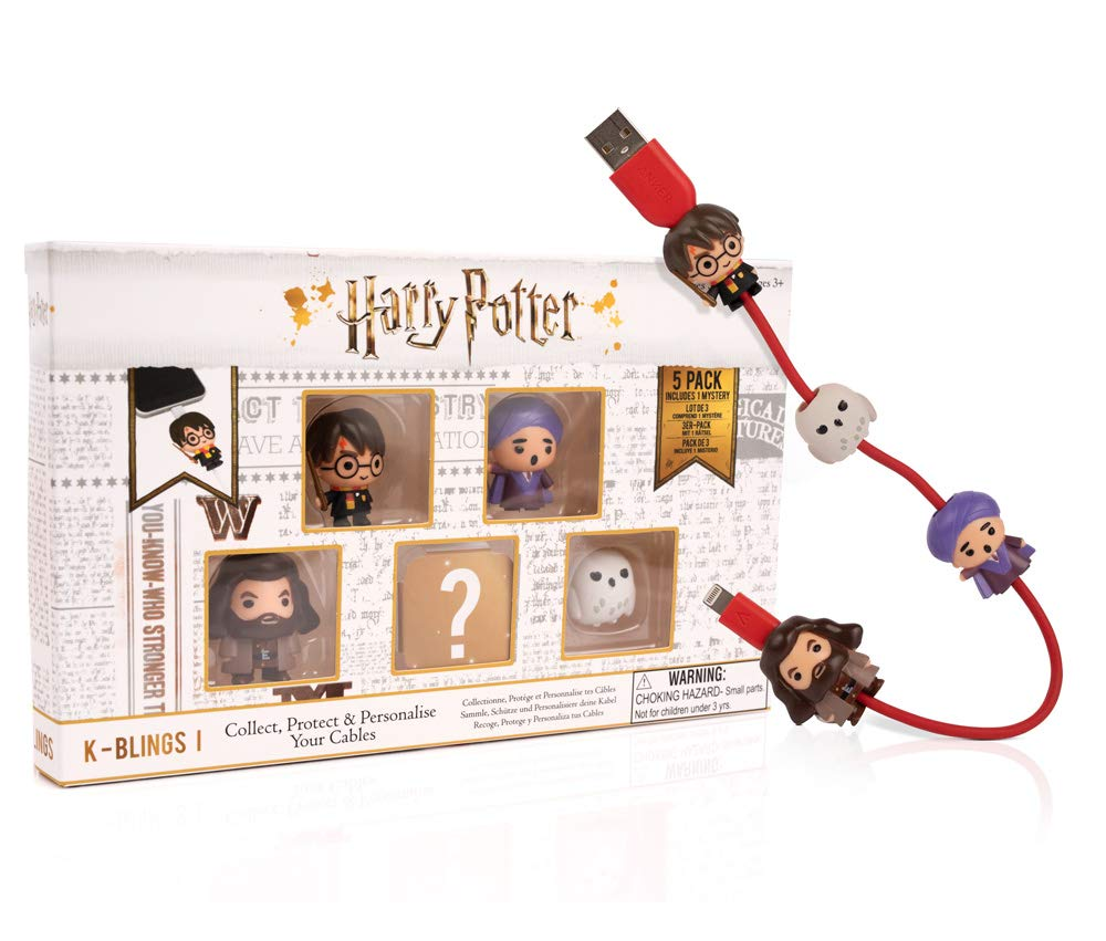 Stuff Collection K-Blings Harry Potter 5 Pack WOW