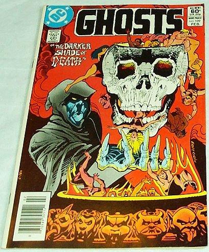 Ghosts No. 109 Feb The Darker Shade of Death (Volume -
