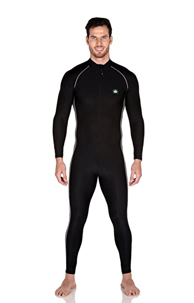 Amazon.com: Hombres Full Body Traje de baño Stinger traje ...