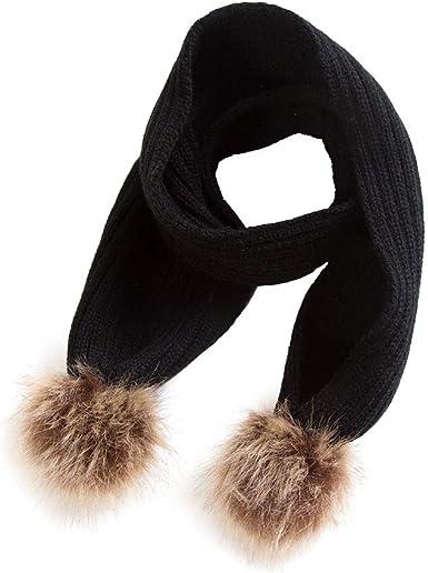 Bear Printing Scarf Warm Soft Fashion Scarf Shawl Kids Boys Girls