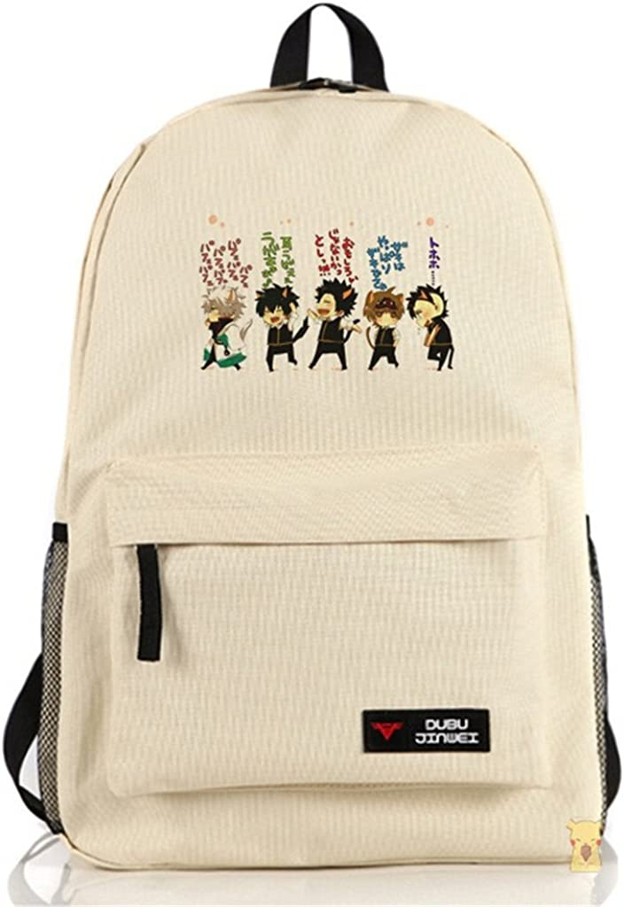 Siawasey Gintama Anime Sakata Gintoki Messenger Bag Shoulder Bag