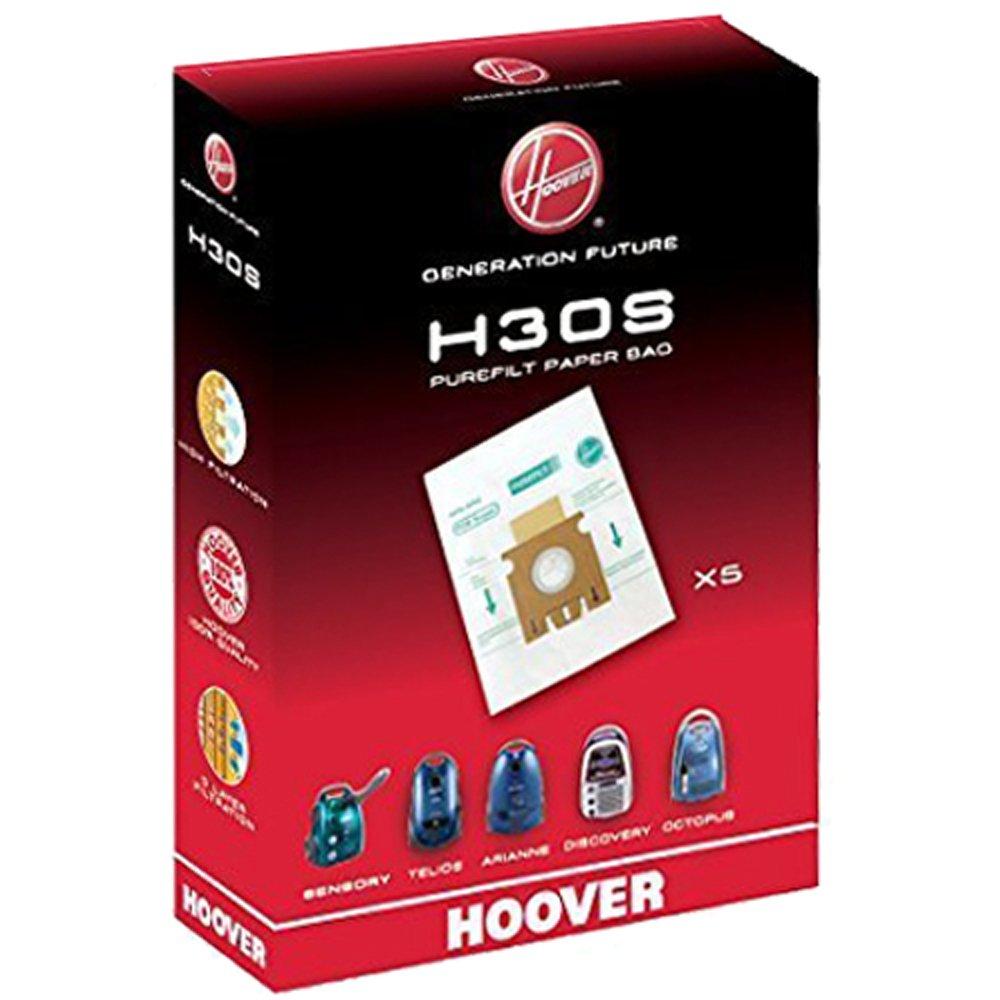 Bolsas para aspiradora Hoover H30S Arianne PureFilt (Pack de ...