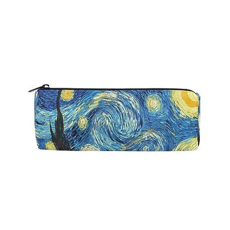Van Gogh - Estuche para lápices de noche estrellada, para ...