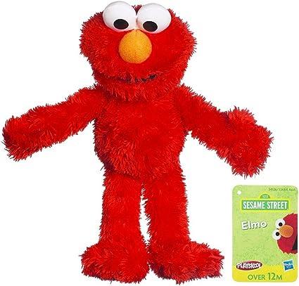 Sesame Street Elmo 8-Inch Plush