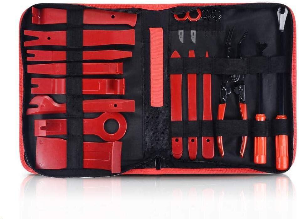 235 mm Porte Panneau Garniture Clip Remover-Voiture Van Véhicule Réparation Restauration