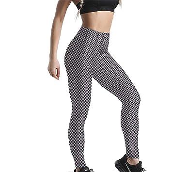 Pantalones Deportivos Mujer, Estampados blancos negros ...
