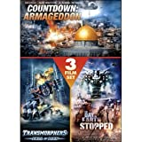 Countdown: Armageddon / Transmorphers: Fall of Man / The Day the Earth Stopped (3 Film Set) by Echo Bridge Home Entertainment