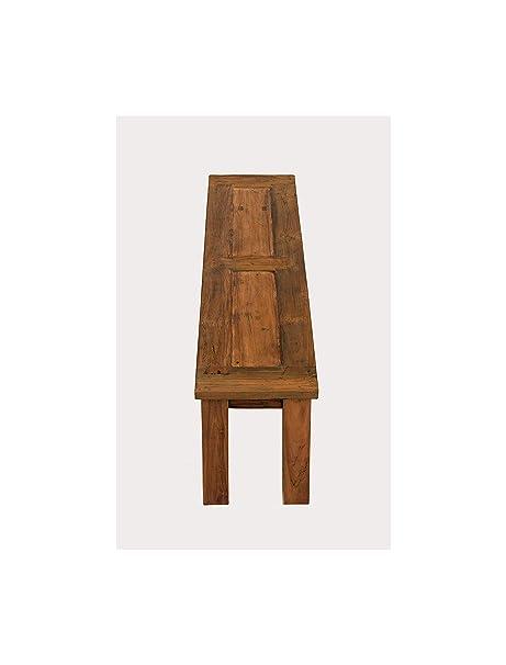 Peachy Inspiring Furniture Uk Ltd 1 6M Reclaimed Teak Backless Andrewgaddart Wooden Chair Designs For Living Room Andrewgaddartcom