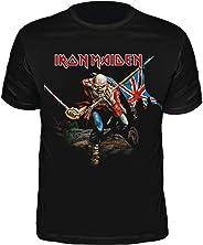 Camiseta Iron Maiden The Trooper