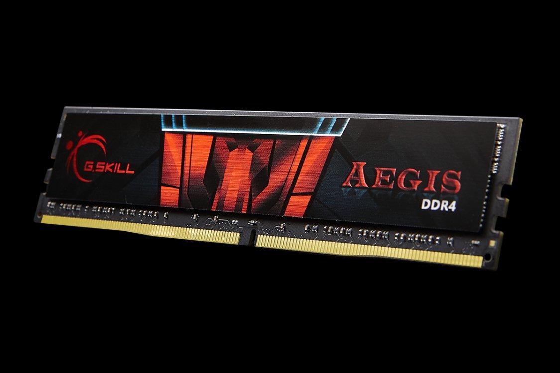 G.Skill AEGIS F4-3000C16D-16GISB Memory 16GB DDR4 ( 2x8GB )