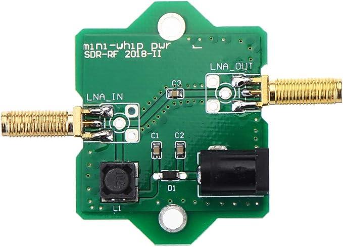 BliliDIY Antena Sdr Mini-Whip MF/Hf/VHF Antena Activa De Onda ...