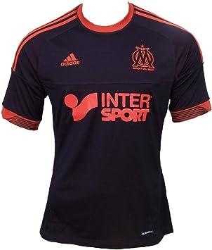 adidas Olympique Marseille 3 Camiseta de fútbol para los Hombres ...