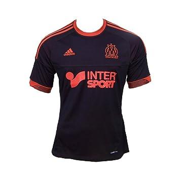 Adidas Olympique Marseille 3 camiseta de fútbol para los hombres