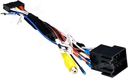 Amazon.com: XTRONS ISO Wire Wiring Harness for Installation of XTRONS BMW  E46 Units on Rover 75/MG ZT Vehicles: Car ElectronicsAmazon.com