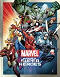 img - for Marvel: Universe of Super Heroes book / textbook / text book