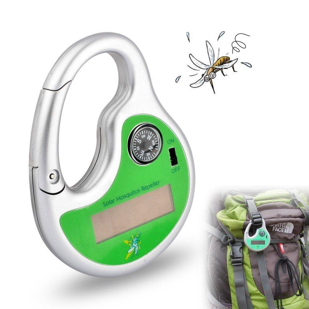 LEEPRA Garden Sonic Wave Mosquito Repeller Outdoor Portable Solar Power With Compass by LEEPRA