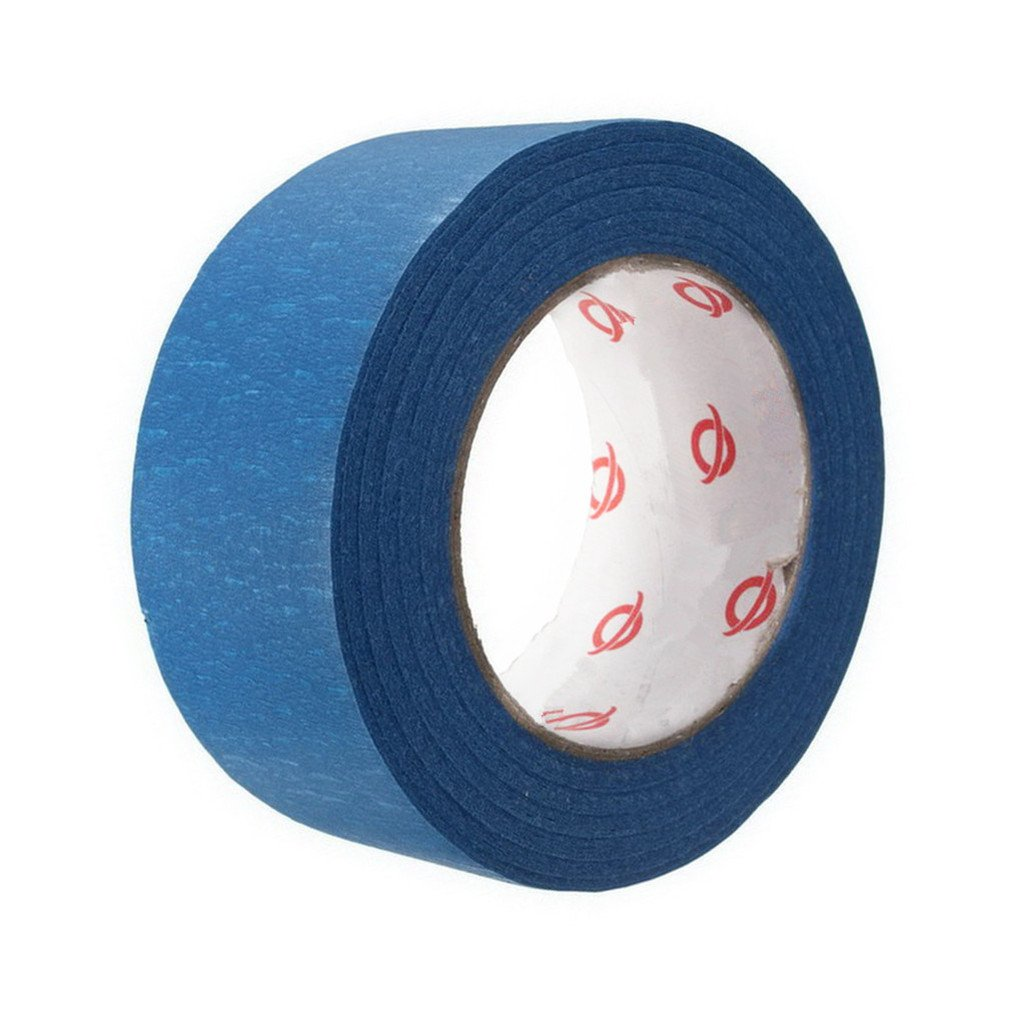 Blue Tape Painters Printing Masking Tool for Reprap 3D Printer High Temperature Resistance,50m X 50mm
