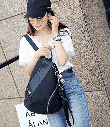 fashionShoulde Nero New 30 Donna 35cm Nero Bag 17 Rucksack anZdqZ