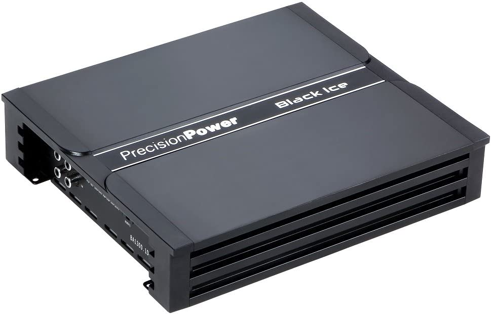 Precision Power  PPI ICE1000.4 1000 W 4-Channel Class A//B Car Audio Amplifier