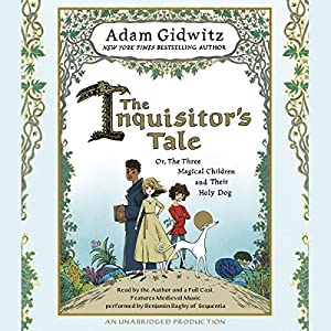 The Inquisitor's Tale Audiobook