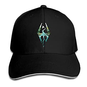 skyrim baseball cap mod dragon adjustable adult hat