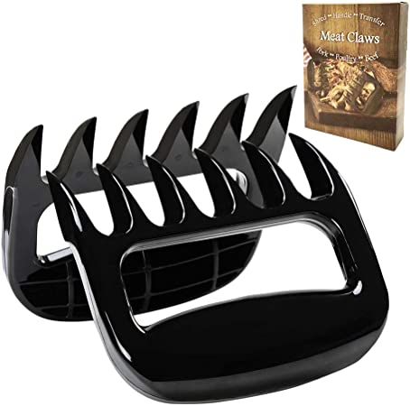 BEAR CLAWS for pulled pork chicken beef  BBQ forks Meat shredders