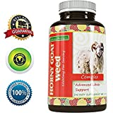Horny Goat Weed Extract Pills for Men & Women - Boost Drive and Energy with Natural Maca + Tongkat Ali Supplement - Pure Epimedium Capsules for Female & Male Enhancement by California Products - 61gOK96Zl3L - Horny Goat Weed Extract Pills for Men & Women – Boost Drive and Energy with Natural Maca + Tongkat Ali Supplement – Pure Epimedium Capsules for Female & Male Enhancement by California Products