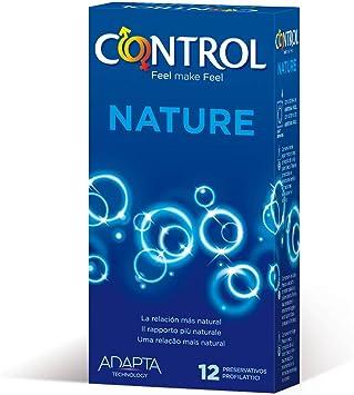 Control Nature Preservativos - Pack de 12 preservativos: Amazon.es ...