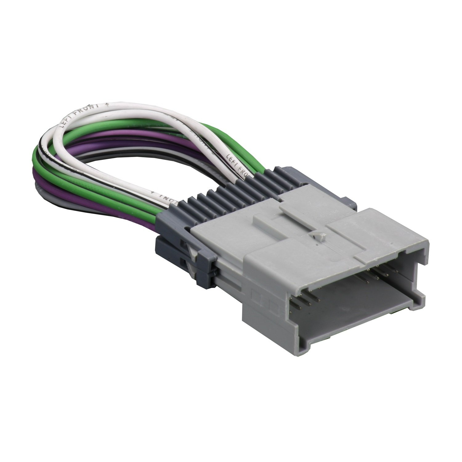 61gON5fOIYL._SL1500_ amazon com metra 70 2021 amplifier integration harness for 2000 2005 impala factory amp wiring diagram at bayanpartner.co