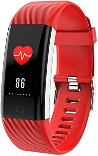 Activity Tracker Fitness Tracker, Bluetooth IP67 Waterproof Sports Business Heart Rate Monitor for Men Women Kids, Pedometer